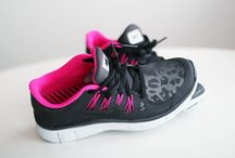 Nike addiction / Trainers NIKE only  / by Kate Dwyer