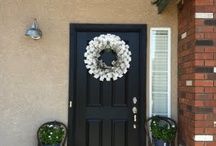 Entryway Inspiration / by Holly Hughes