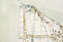 Abstract in paint / by Deborah Bradley
