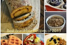 Best Recipes of 2013 / Highlights of the best recipes of 2013 from more than 10 bloggers! / by Finding Joy In My Kitchen