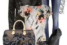 FAB CLOTHES, SHOES, HANDBAGS, AND ACCESSORIES!! / by Leslie Rodarte Hatch