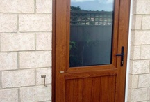 UPVC Doors / by Double Glazing Prices