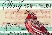Sing Out! / by Carol Stringham