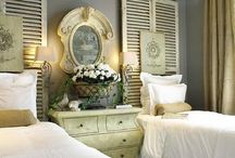 Pretty Bedrooms / by Tana Minnick