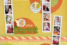 Scrapbooking / by Carrie Stephens - FishScraps