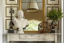 Lovely vignettes / by Kendall's Mom