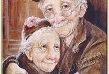 Senior Saints / by Rebekah Schrepfer
