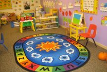 preschool rooms / by Robin Crenshaw