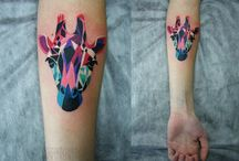 Tattoos / by Bonnie Miller