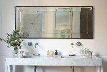 INTERIORS // bathroom / by Caitlin Brown Interiors