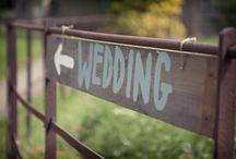 Wedding Ideas / by Amy Cuthbert