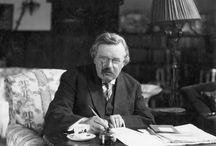 G.K. Chesterton Images / Images of G.K. Chesterton found on the web and other places. / by The American Chesterton Society