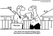 Real Estate humor / Real Estate jokes / by NH Real Estate Investing