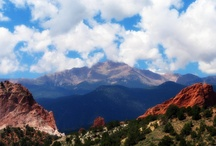 ♥Beautiful Colorado Springs♥ / I look forward to visiting this amazing place. / by Catrina Waters