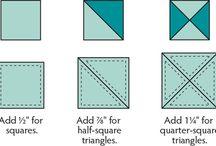 Quilt Measurements / by Kristie Osborne