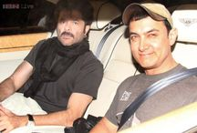 Aamir Khan, Anil Kapoor, Elli Avram: Stars at Salman Khan's birthday bash / by Current Newsof India