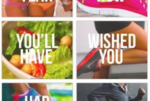 Healthy Lifestyle Inspirations / by Marlena Wilson Wing