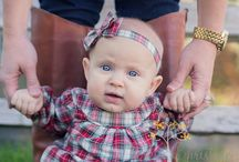 6 month baby pic ideas / by Laura Ernst