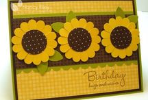 Sunflowers! / by Eileen Mathys