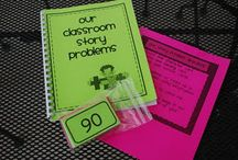 math activities / by Margaret Morrison