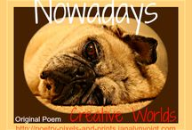 Beautiful Worlds / Original #Poetry, #Images #Thoughts #Explorations  / by Janalyn Voigt -- Creative Worlds of Fiction