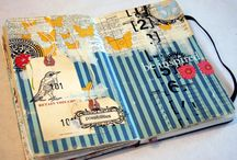 Art Journal Inspiration / by Armance Scrap