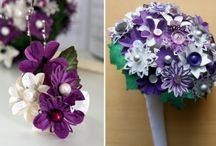 || bouquet alternatives || / by Emmaline Bride | Handmade Wedding Blog