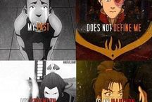Avatar the Last Airbender / by Tiger Lily