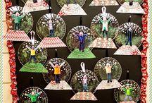 School crafts / by Maria Deputato-Donza