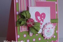 PAPER CRAFT IDEAS / by Le Anne Roberts