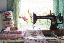 Sew Pretty... / by Write | Market | Design