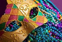 Mardi Gras / by Sharon Marrero