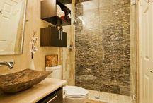 Bathing beauties. / Bathroom design & style / by Katinka
