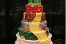 Cakes / by Elyse Fairburn