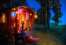 Circus & Gypsy / by Lizz Morgan