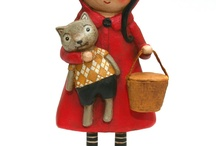 little RED riding hood / by Barbara Saia