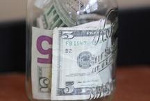 Saving $$$ / by Dayana Cagle