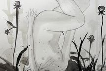 Dark shadows / by Ana Isabel
