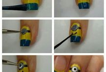 Minions ❤️ / by Ashley Depoy