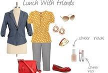 Outfit Ideas / by Brandi Huizenga