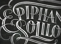 typography / by Nina Thomasian