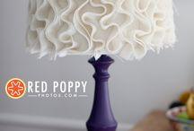 Crafts | Fabric & Ribbon / by Samantha Lawrence