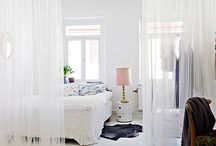 Bedrooms / by Carly Crosby