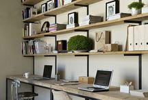 bookshelves / by Megan Jeyifo