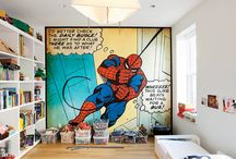 Decorating: Toy Room / Ideas for my toy room / by Akram Taghavi-Burris