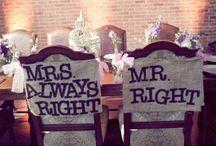 Wedding | Chairs / by Tudo Orna