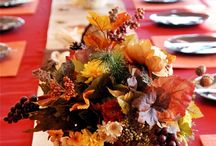 Thanksgiving-Fall / by Monique Chidester