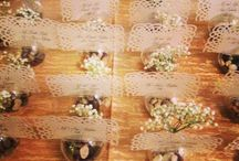Pretty Place Cards / by TarrytownHouseEstate