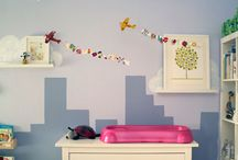 Kids Room Ideas / by Sarah McClarty