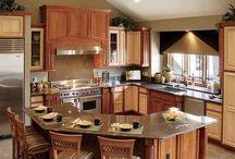 Kitchen decorating / by Bobbi Meister
